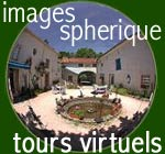 360° images for virtual tours